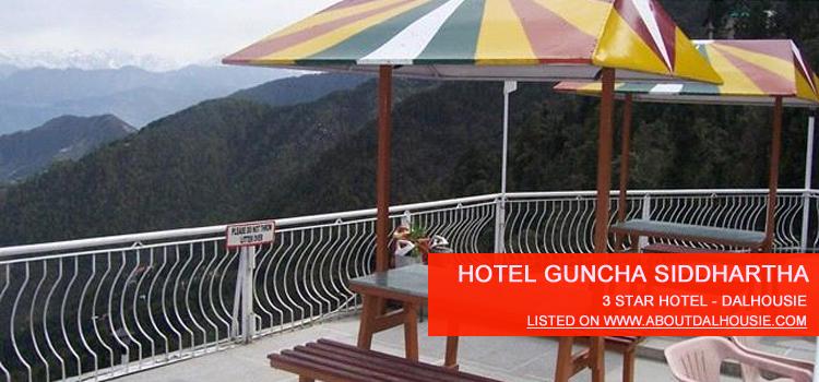 Hotel Guncha Siddhartha