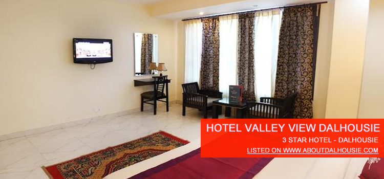 Hotel Valley View Dalhousie