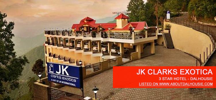JK Clarks Exotica
