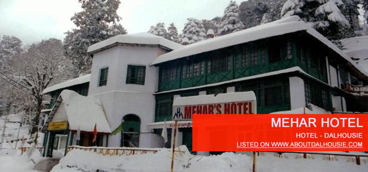 Mehar Hotel