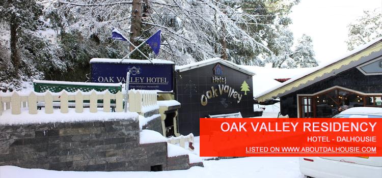 Oak Valley Residency